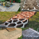 Path-mate DIY Stone Pavement mold making pathways for your garden