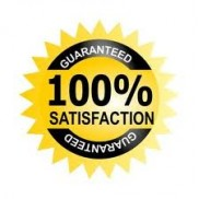 100 % Satisfaction Guarantee