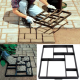 51cm BIG Garden DIY Plastic Path Mold Paving Cement